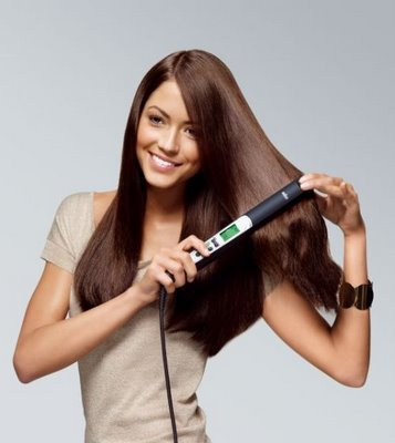 There are many options out there for straightening hair.